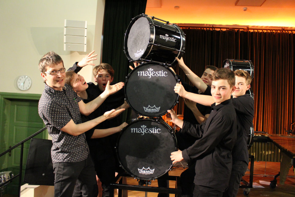Schlaginstrumente Musikschule Finsterwalde