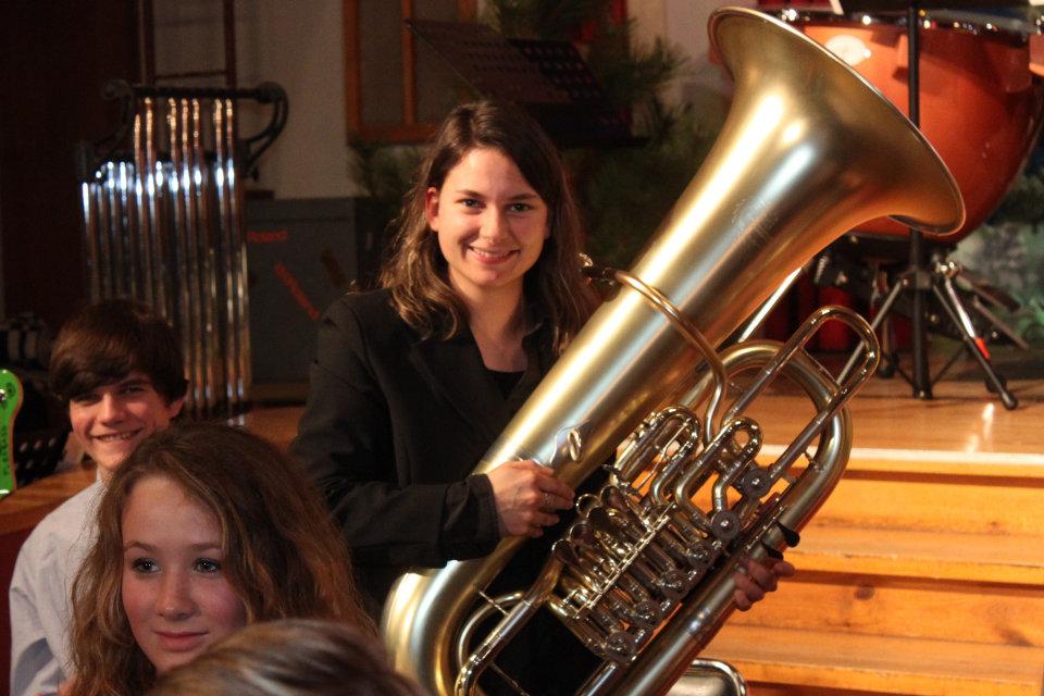 Blasinstrumente Musikschule Finsterwalde