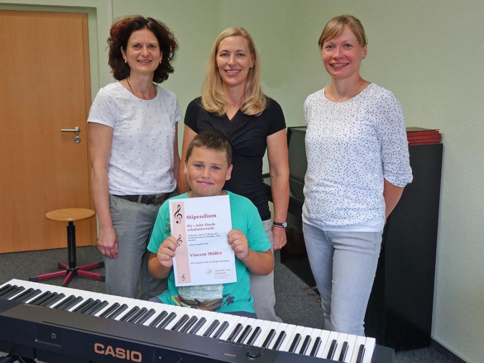 Musikschule Finsterwalde fördert Talente
